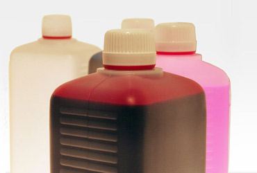 Hi.Res solvent-based inks